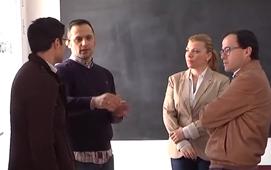 Dos jóvenes emprendedores ponen en marcha la academia Ágora