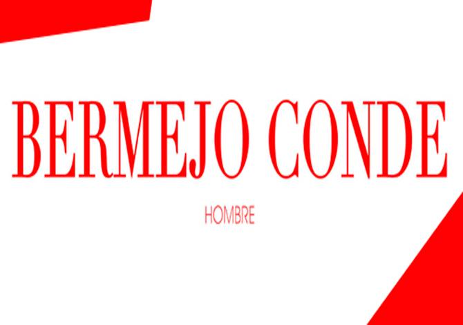 Bermejo Conde Moda Hombre 20%