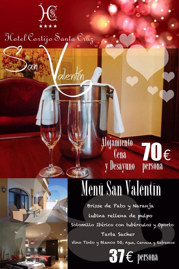 San Valentin Hotel Cortijo Santa Cruz