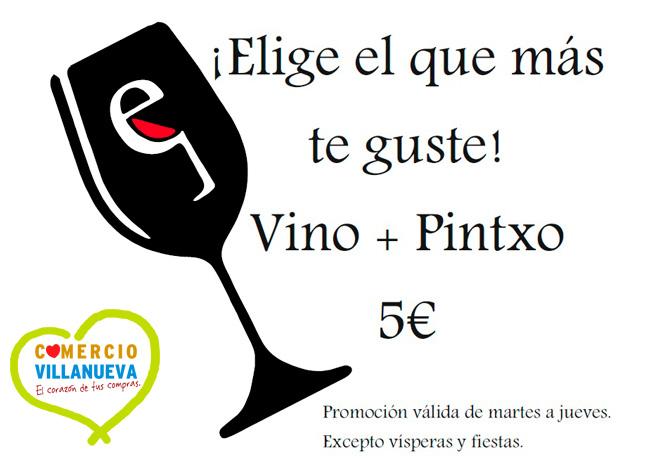 Envero Vino + Pintxo
