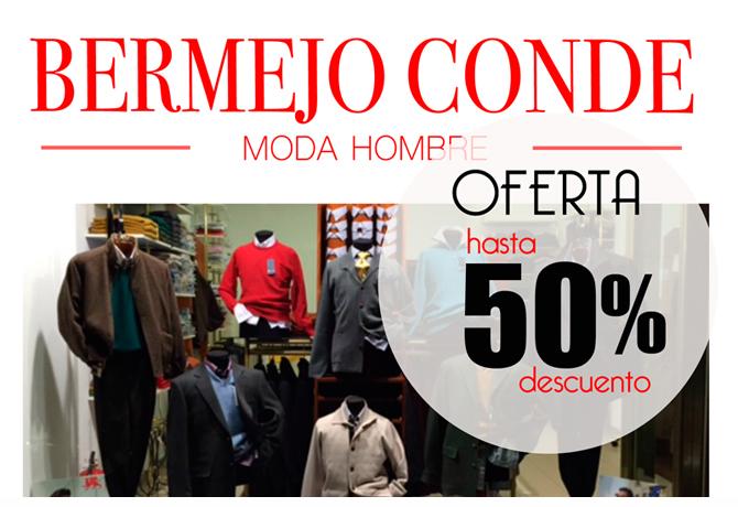 Bermejo Conde Promoción 50%