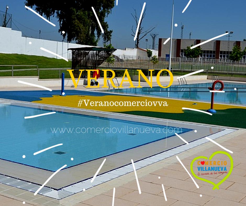 Vuelven los bonos piscina a Comercio de Villanueva