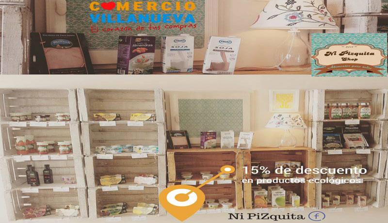 Ni Pizquita Shop 15% descuento