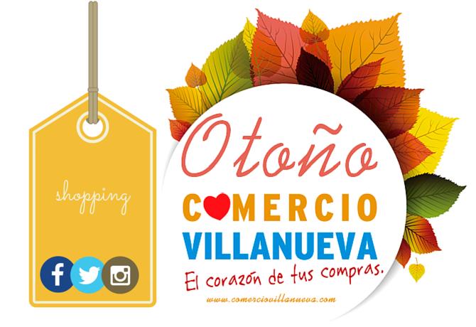Otoño en Comercio Villanueva
