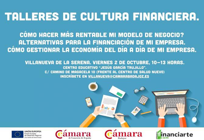 Talleres de Cultura Financiera
