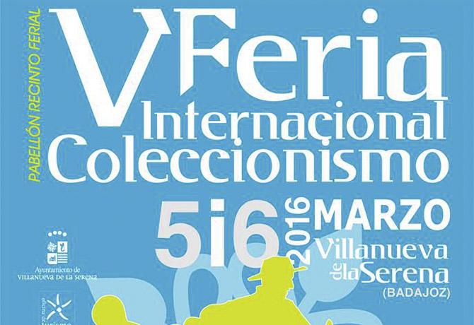 V Feria Internacional del Coleccionismo