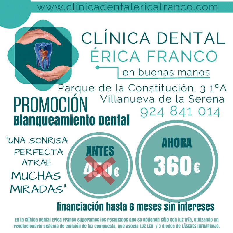 promocion- clinica dental erica franco blanqueamiento