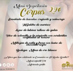 Corpus facebook post