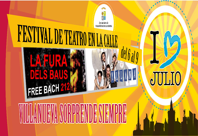 XXI Edición Festival de Teatro en la Calle