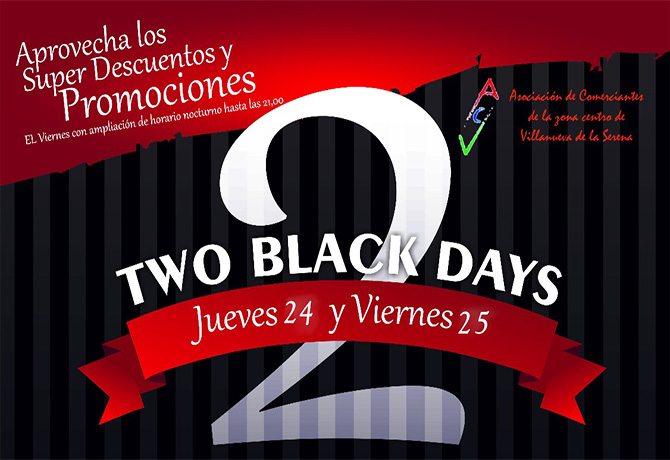 TWO BLACK DAYS