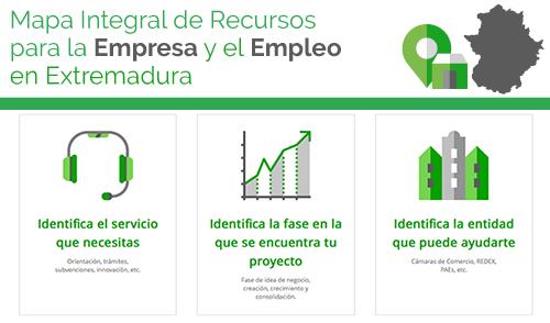 Mapa Integral de Recursos para la Empresa y el Empleo- MIREE
