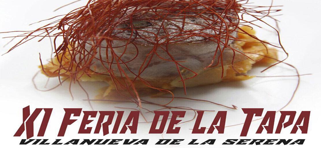 XI Feria de la Tapa Villanueva de la Serena