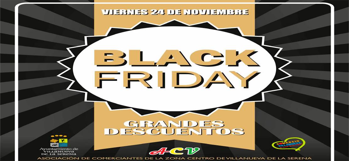 Black Friday  Villanueva de la Serena