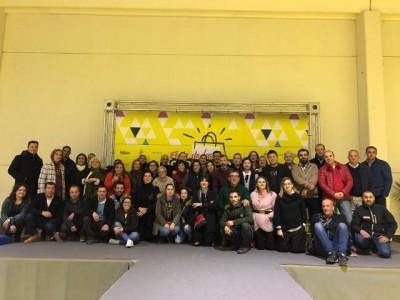 Éxito de público y de participación de establecimientos en la I Feria de Oportunidades