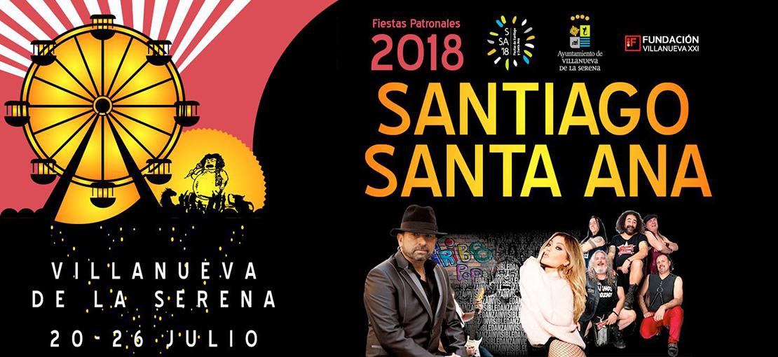 Presentada la programación de las fiestas de Santiago y Santa Ana