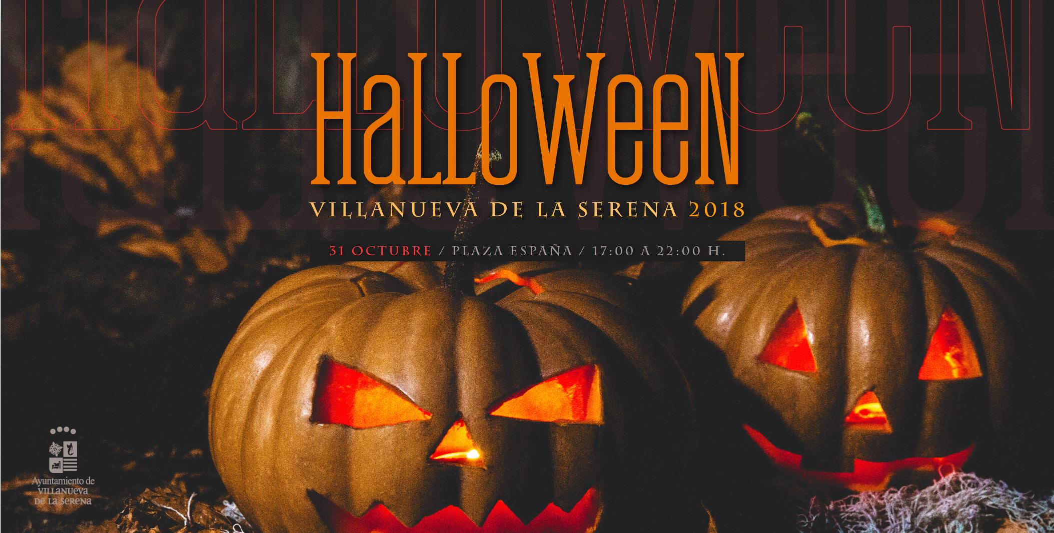 IV edición de Halloween