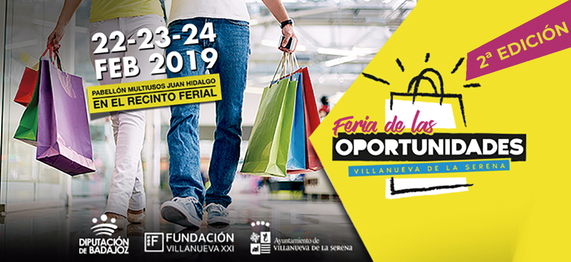 Hoy miércoles 16 de enero se abre el plazo de inscripción para participar en la II Feria de Oportunidades