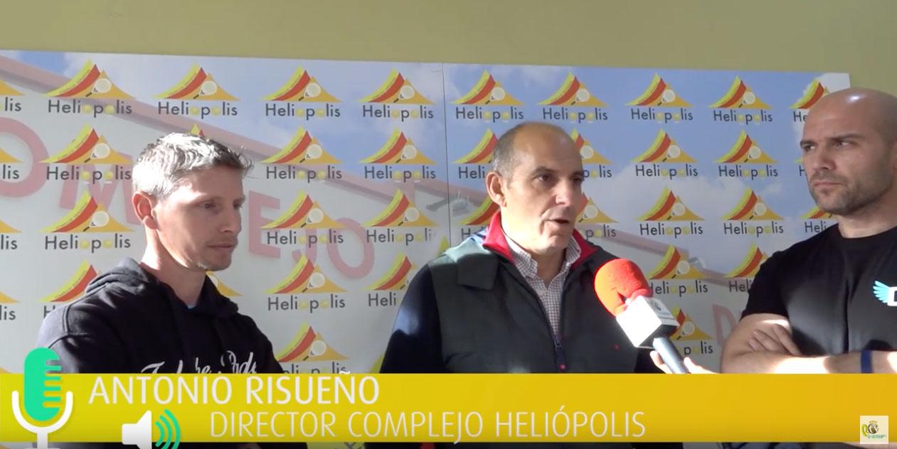 Complejo Deportivo Heliopolis