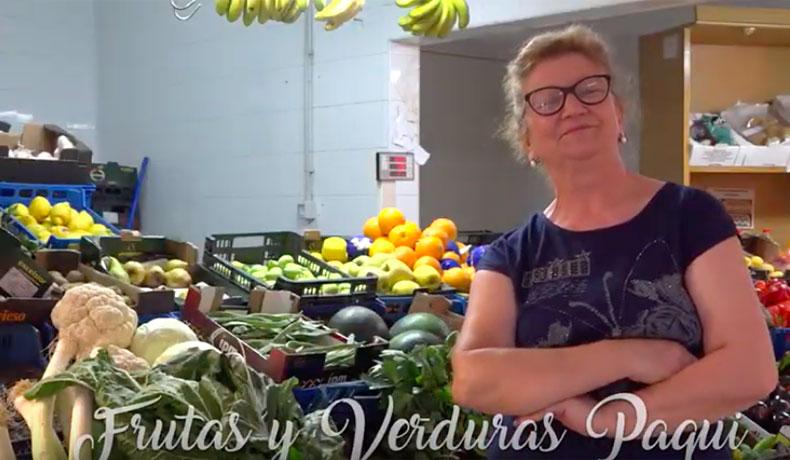FRUTAS Y VERDURAS PAQUI