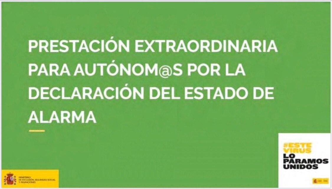 AVISO IMPORTANTE SOBRE LA TRAMITACIÓN DE LOS EXPEDIENTES DE REGULACIÓN TEMPORAL DE EMPLEO (ERTE)
