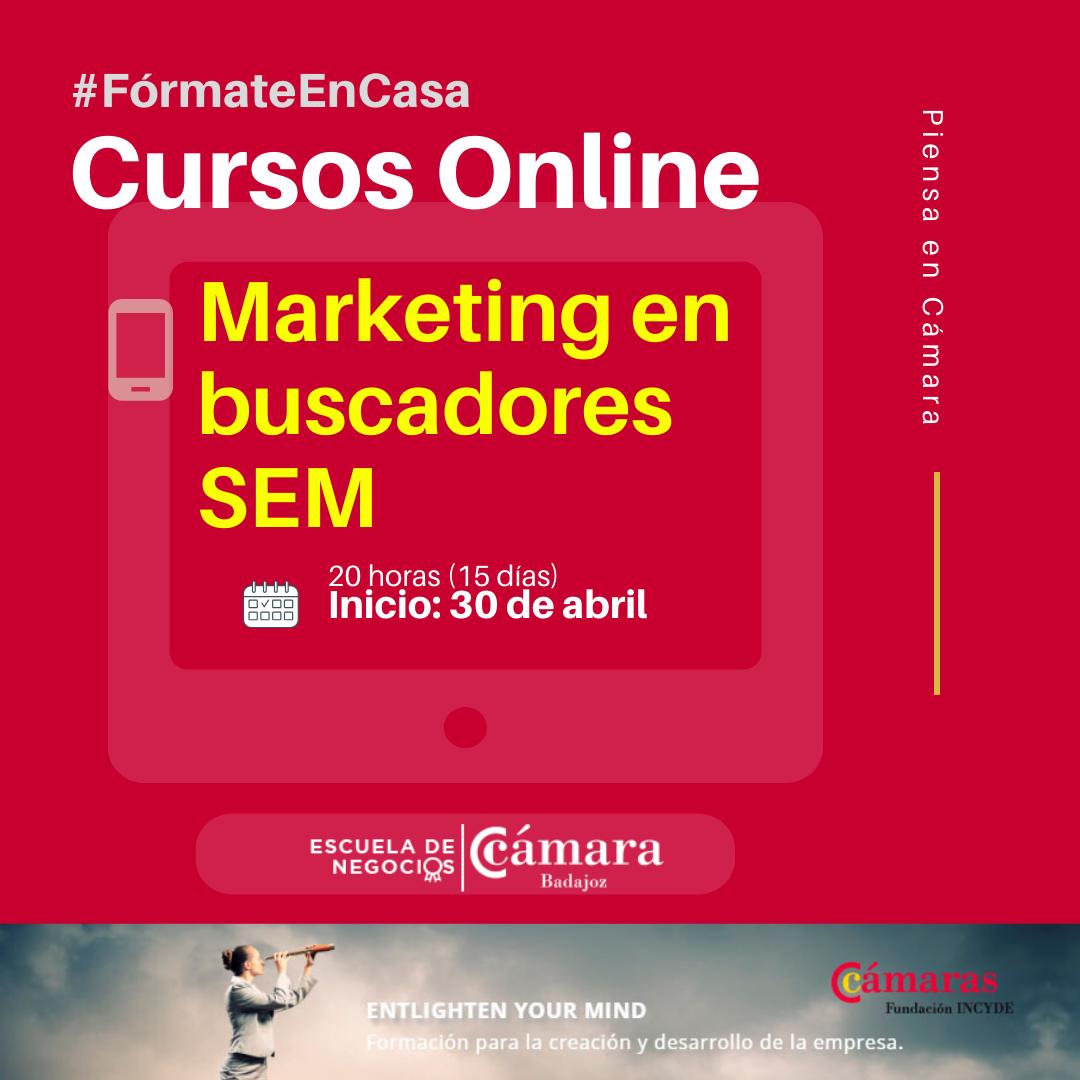 OFERTA FORMATIVA DE LA CÁMARA DE COMERCIO DE BADAJOZ