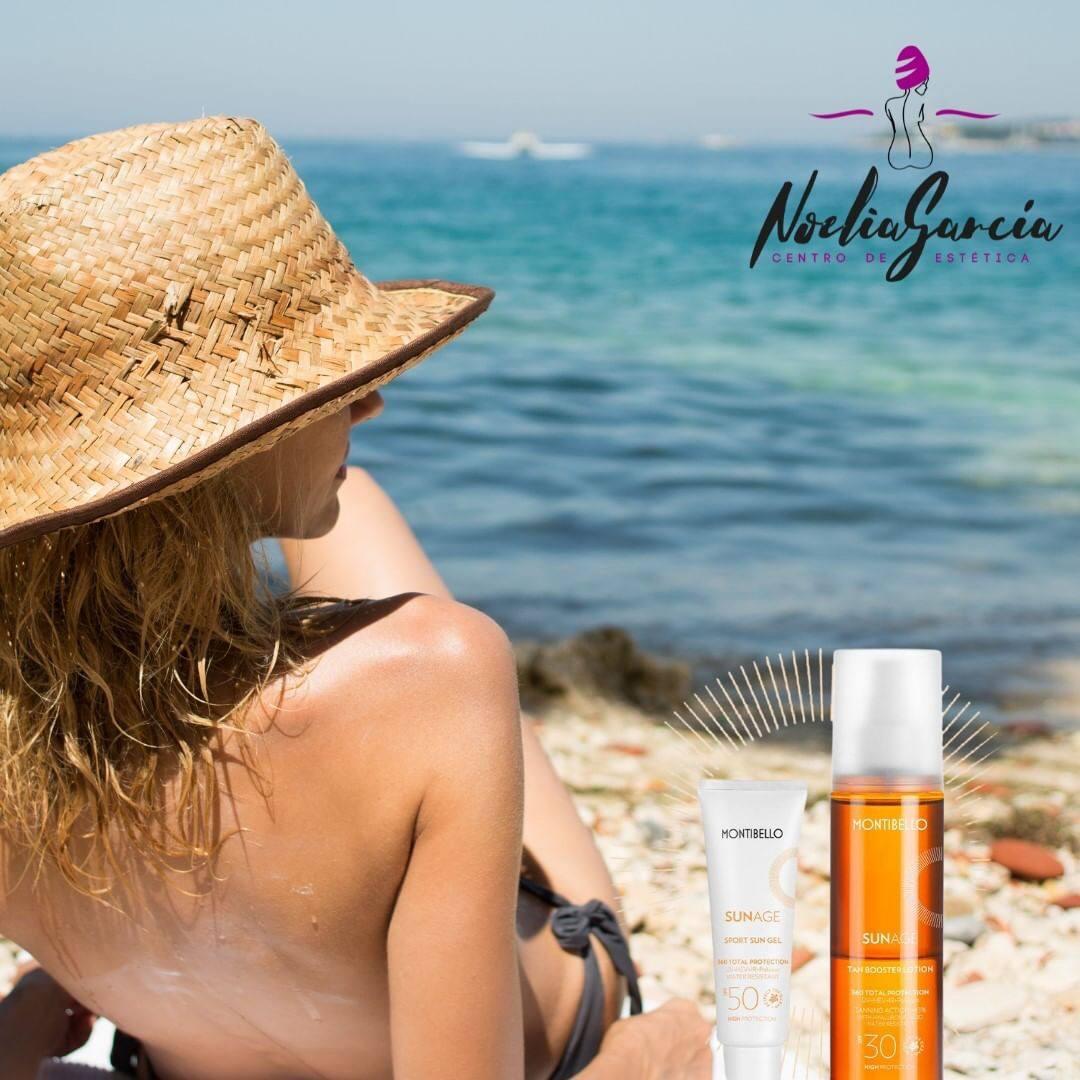 Noelia García «Protege tu piel»
