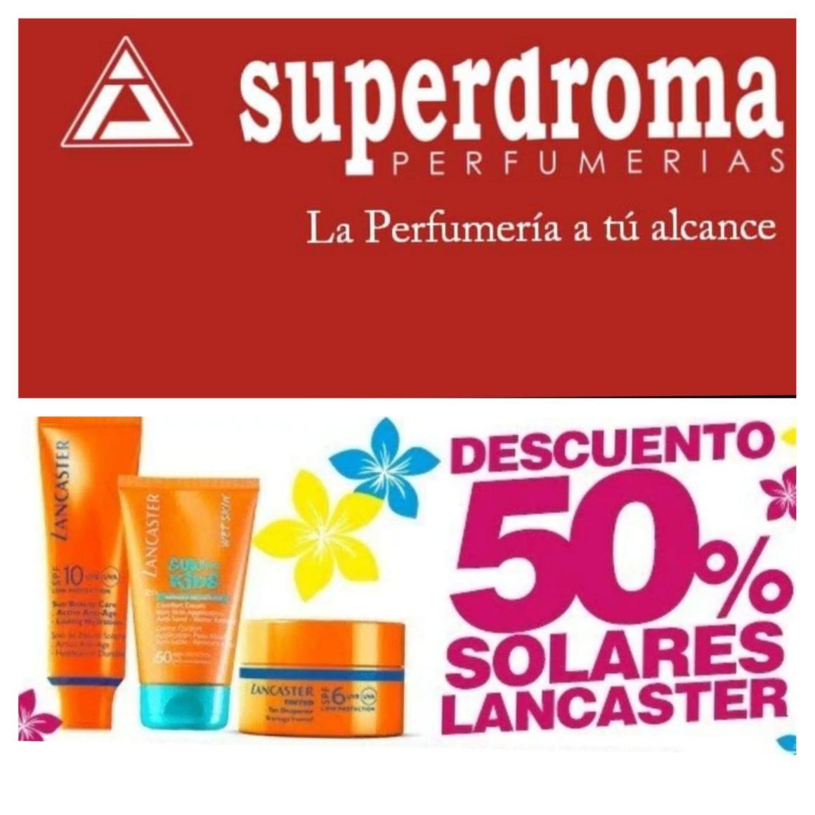 Solares Lancaster Superdroma
